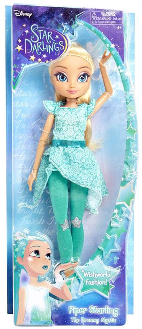 Disney Star Darlings Wishworld Fashion Piper Starling 10.5-Inch Basic Doll