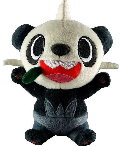 Pokemon XY Pancham 8-Inch Plush [Mouth Wide Open, Arms Out]