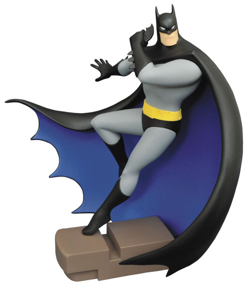 The Animated Series Batman 9-Inch PVC Figure