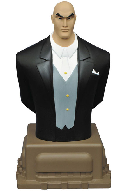 DC Superman Animated Lex Luthor 6-Inch Bust
