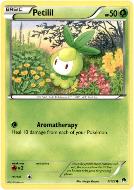 Pokemon X & Y BREAKpoint Common Petilil #7