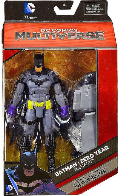 DC Batman: Zero Year Multiverse Justice Buster Series Batman Action Figure
