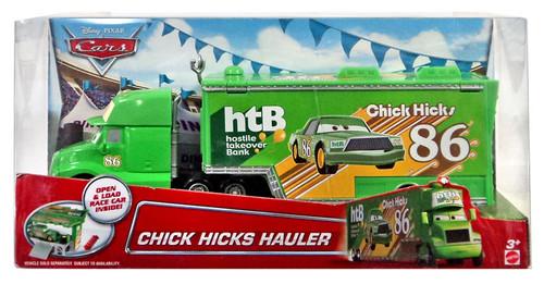 Disney Cars Chick Hicks Hauler Diecast Car