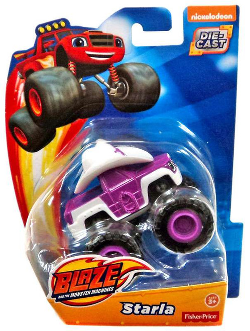 Fisher Price Blaze & the Monster Machines Starla Diecast Car