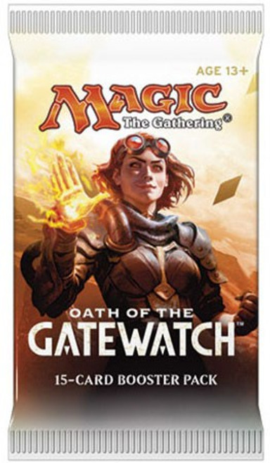 MtG Trading Card Game Oath of the Gatewatch Booster Pack [15 Cards]