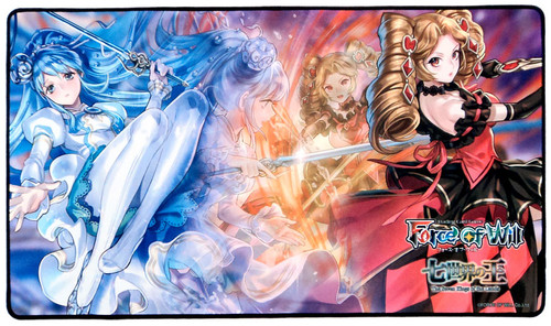 Force of Will The Seven Kings of the Lands Play Mat