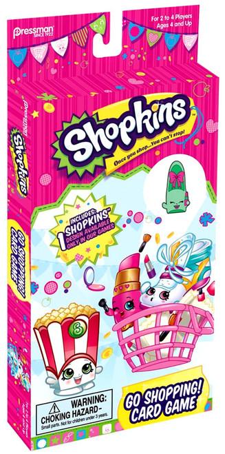 Shopkins Go Shopping! Card Game