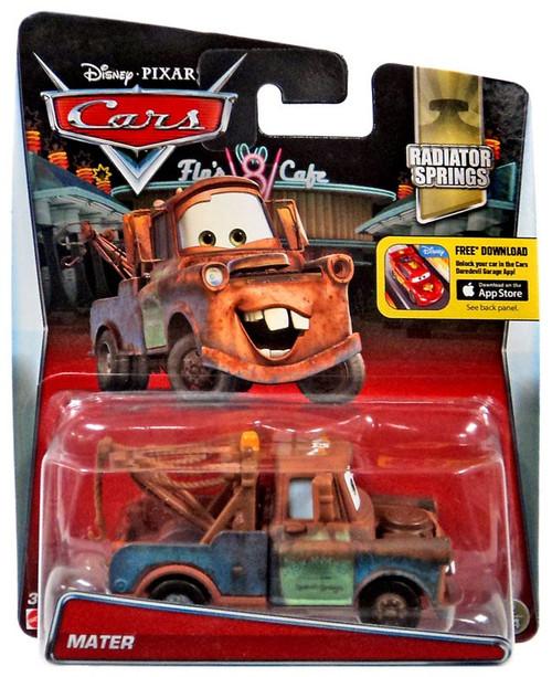 Disney / Pixar Cars Radiator Springs Mater Diecast Car #2/14 [2016]