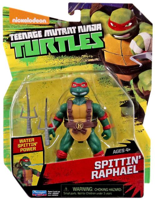 Teenage Mutant Ninja Turtles Nickelodeon Spittin' Raphael Action Figure