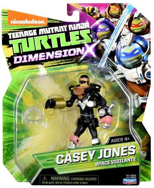 Teenage Mutant Ninja Turtles Nickelodeon Dimension X Casey Jones Space Vigilante Action Figure