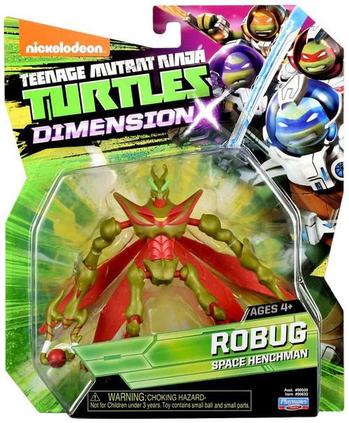 Teenage Mutant Ninja Turtles Nickelodeon Dimension X Robug Space Henchman Action Figure