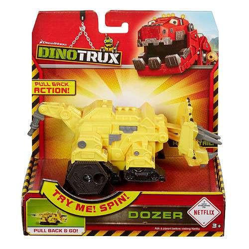 Dinotrux Dozer Pull Back & Go!