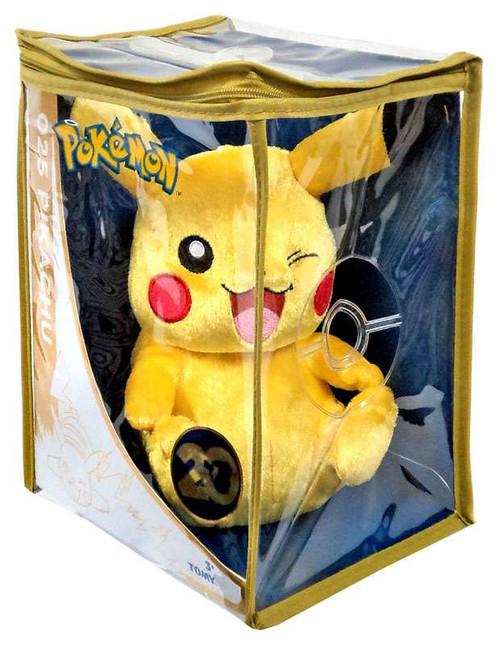 Pokemon 20th Anniversary Pikachu Exclusive 8-Inch Plush [Winking in Box]