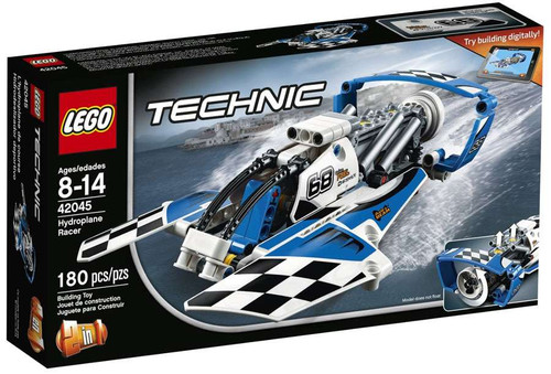 LEGO Technic Hydroplane Racer Set #42045