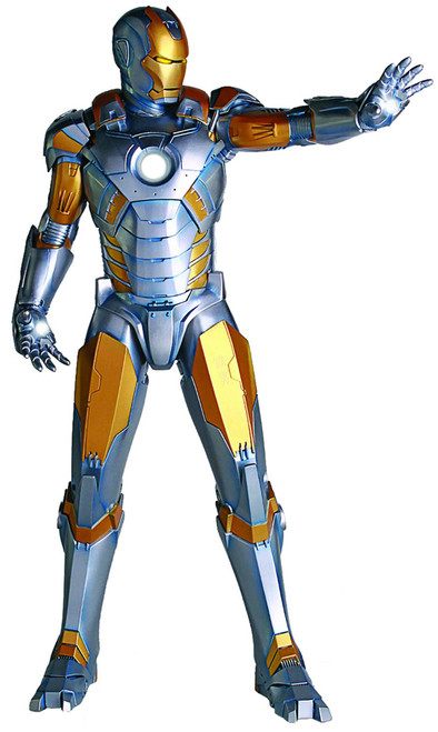 Marvel Soryama Iron Man Statue