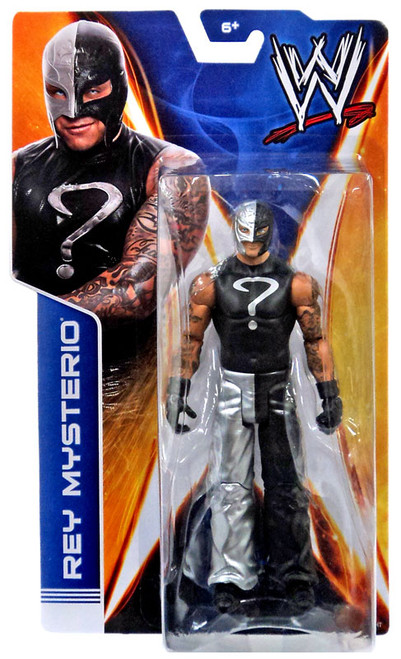WWE Wrestling Signature Series Rey Mysterio Action Figure