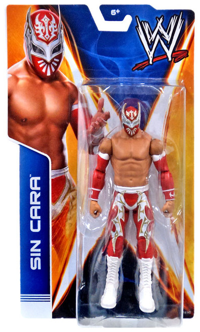 WWE Wrestling Signature Series Sin Cara Action Figure