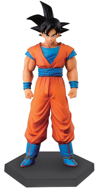 Dragon Ball Z Chozousyu DXF Original Version Goku PVC Figure