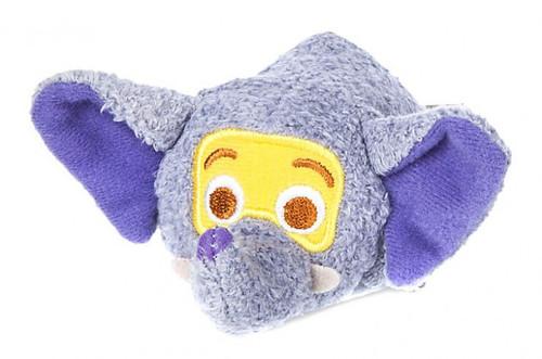 Disney Tsum Tsum Zootopia Ele-Finnick 3.5-Inch Mini Plush