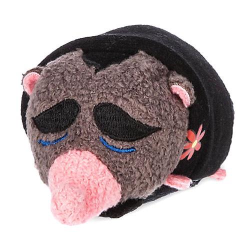 Disney Tsum Tsum Zootopia Mr. Big 3.5-Inch Mini Plush