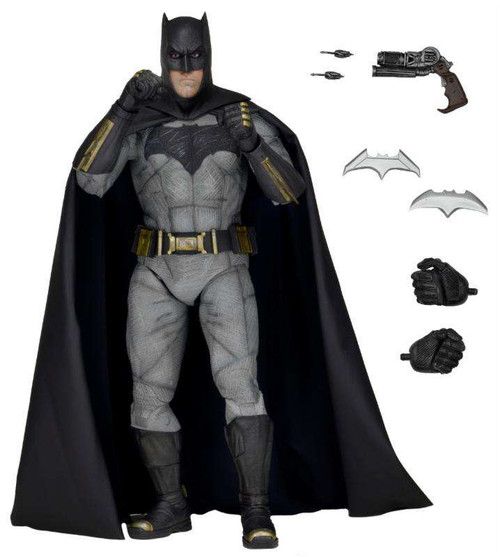 NECA DC Batman v Superman: Dawn of Justice Batman Action Figure [Dawn of Justice]
