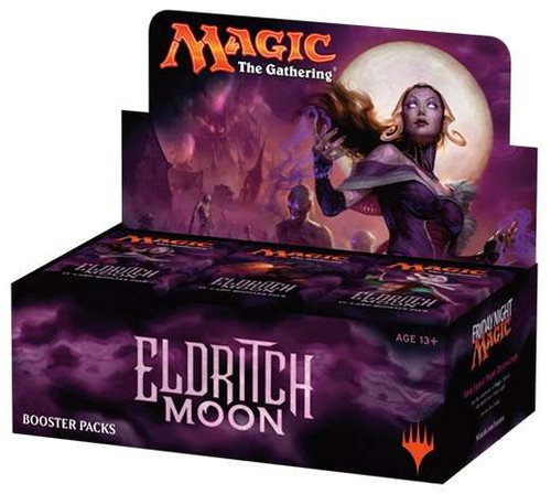 MtG Trading Card Game Eldritch Moon Booster Box [36 Packs]
