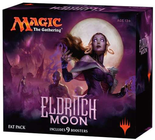 MtG Trading Card Game Eldritch Moon Fat Pack