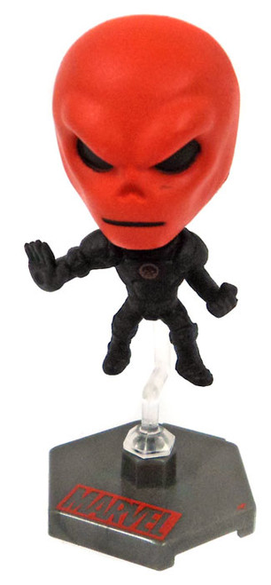 Marvel Original Minis Villains Series 1 Red Skull Mini Bobble Head [Loose]