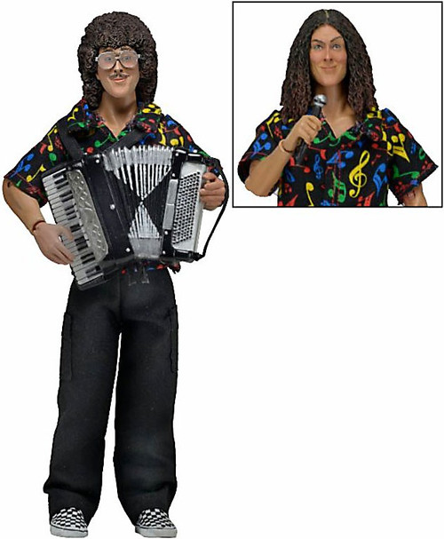 NECA Weird Al Yankovic Clothed Action Figure [Polka Power]
