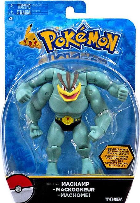 Pokemon Machamp Action Figure