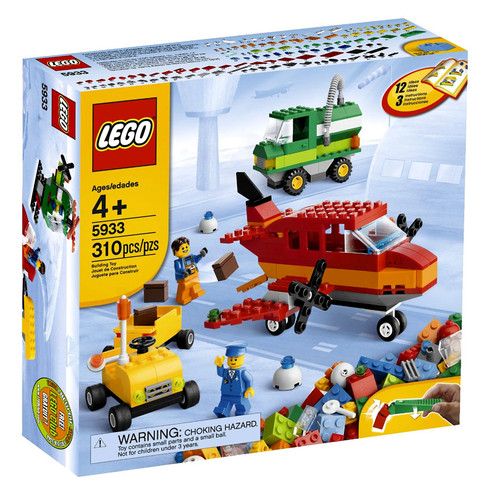 LEGO Airport Building Set #5933 [Damaged Package]