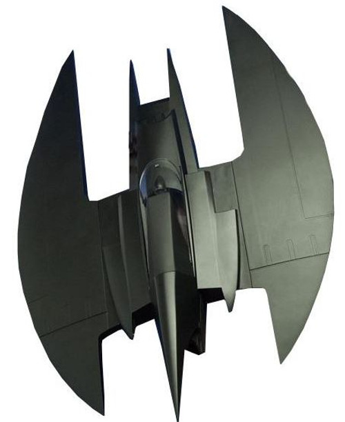 Batman The Animated Series The Batwing Vehicle