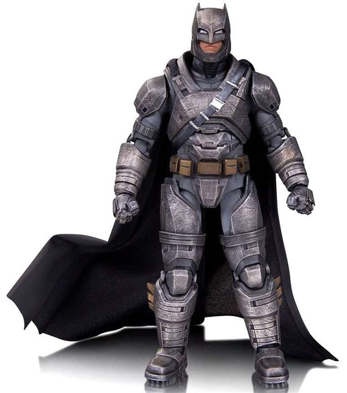 Batman v Superman: Dawn of Justice DC Films Premium Armored Batman Action Figure