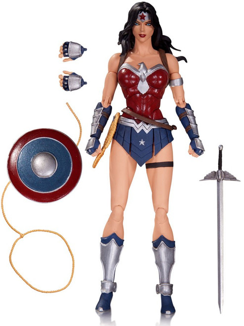 DC Icons Wonder Woman Action Figure [The Amazon Virus]