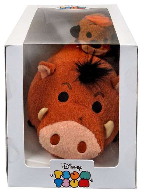 Disney Tsum Tsum Timon & Pumbaa Exclusive Plush Set [Subscription Box]