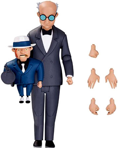 The Animated Series The New Batman Adventures Scarface Action Figure