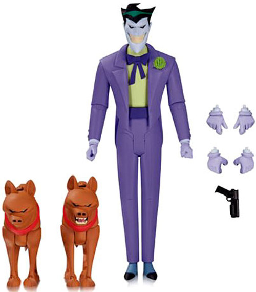 The Animated Series The New Batman Adventures The Joker Action Figure [Second Version]
