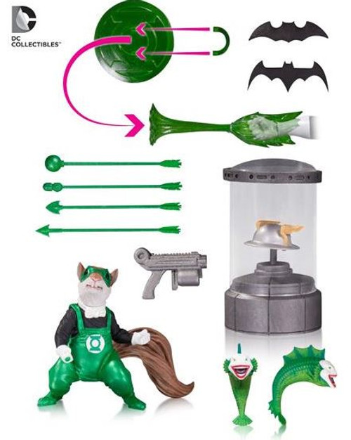 DC Icons Accessory Pack 01 Action Figure