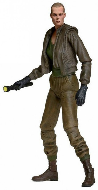 NECA Aliens 3 Series 8 Ellen Ripley Action Figure [Fiorina 161 Prisoner]