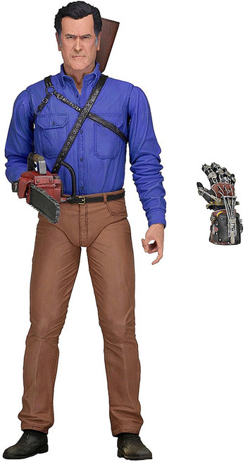 NECA Ash vs Evil Dead Series 1 Hero Ash Action Figure