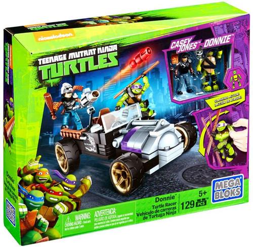 Mega Bloks Teenage Mutant Ninja Turtles Animation Donnie Turtle Racer Set #29041