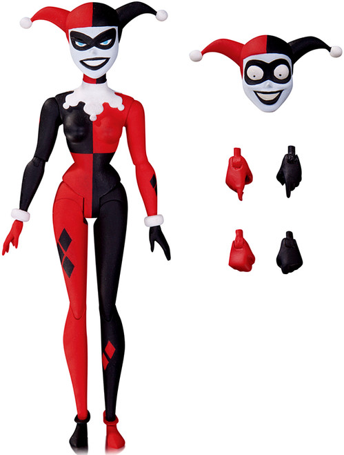 The Animated Series The New Batman Adventures Harley Quinn Action Figure [Second Version]