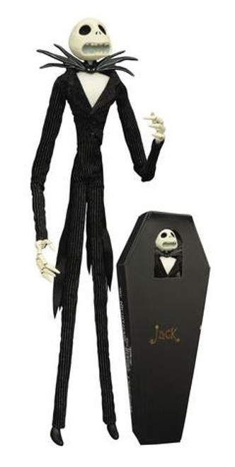 Nightmare Before Christmas Coffin Doll Jack Skellington [Unlimited Edition]