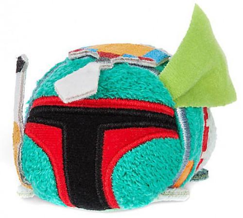 Disney Tsum Tsum Star Wars Boba Fett 3.5-Inch Mini Plush