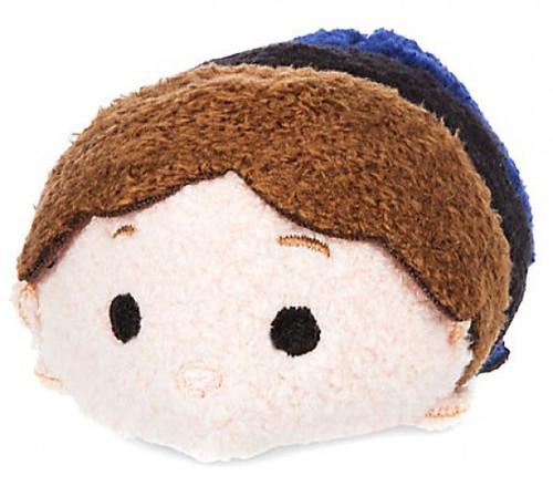 Disney Tsum Tsum Star Wars Han Solo 3.5-Inch Mini Plush