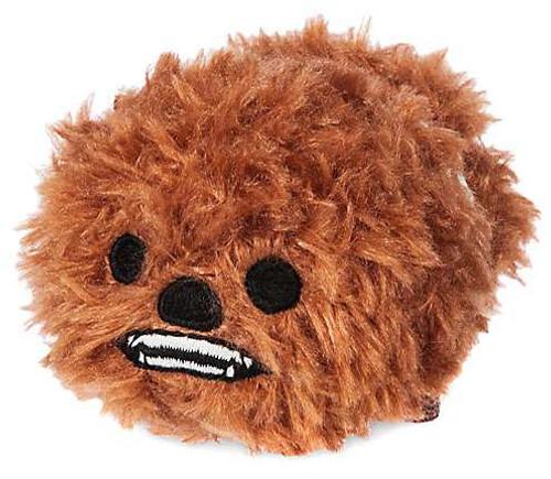 Disney Tsum Tsum Star Wars Chewbacca 3.5-Inch Mini Plush