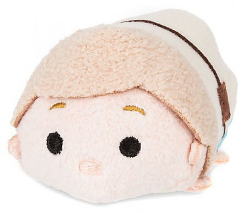 Disney Tsum Tsum Star Wars Luke Skywalker 3.5-Inch Mini Plush