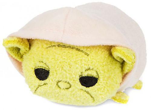 Disney Tsum Tsum Star Wars Yoda 3.5-Inch Mini Plush