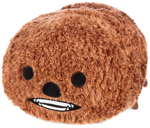 Disney Tsum Tsum Star Wars Chewbacca 18-Inch Large Plush