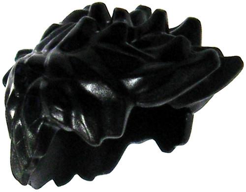 LEGO Black Spiked Loose Hair [Loose]